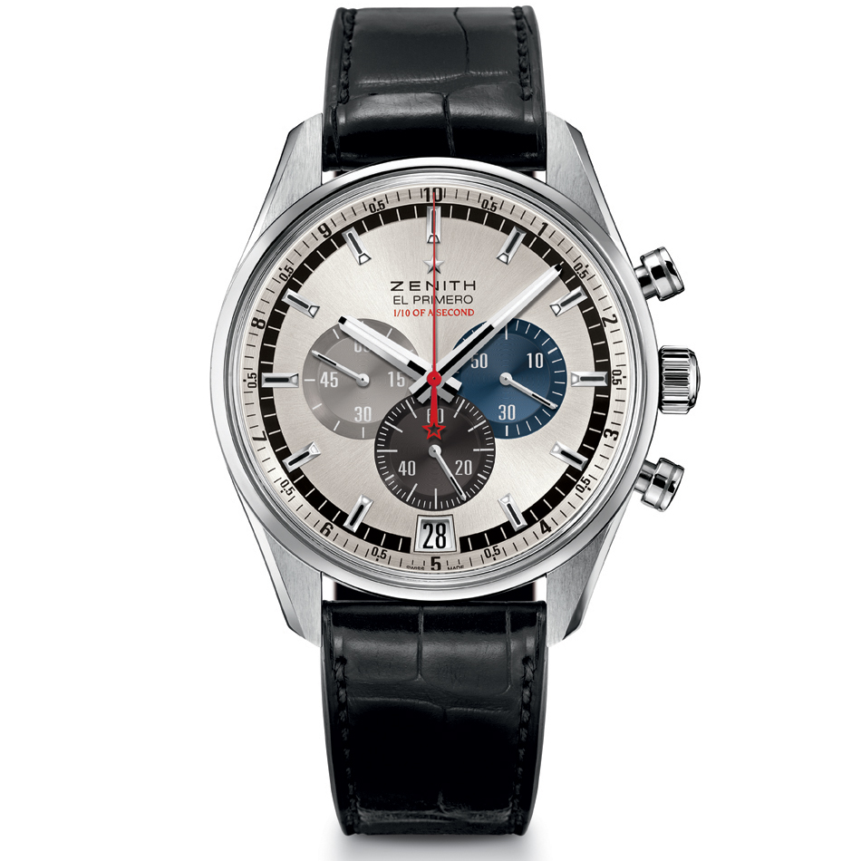 Zenith El Primero Striking 10th LTD. Edition: Party Like It's 1969