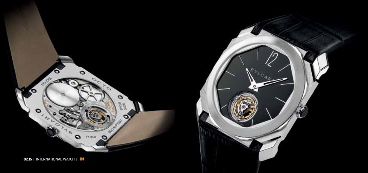 The Bulgari Octo Finissimo Tourbillon & L'Ammiraglio del Tempo