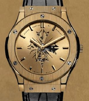Jay-Z: Fusion for a Foundation Hublot Collaboration