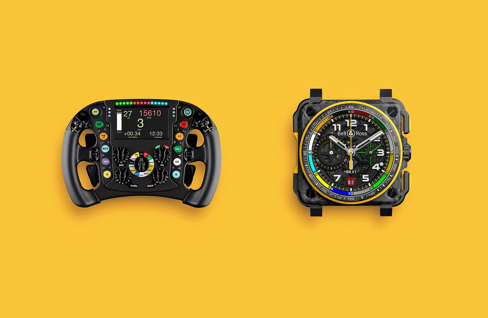 Watches And Wheels: The Watches of Formula One