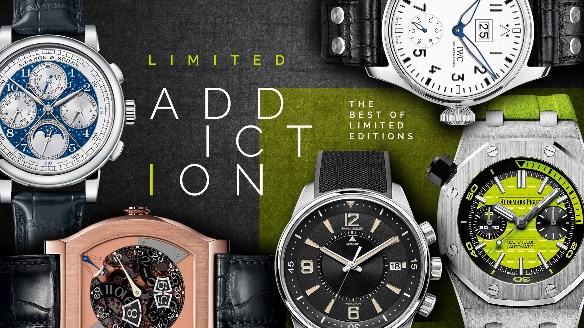 Limited Addiction: The Best of Limited Editions