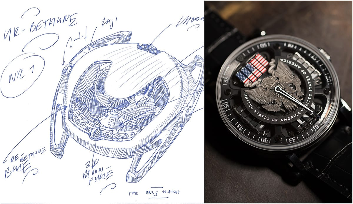 URWerk and De Bethune with MCT Sequential