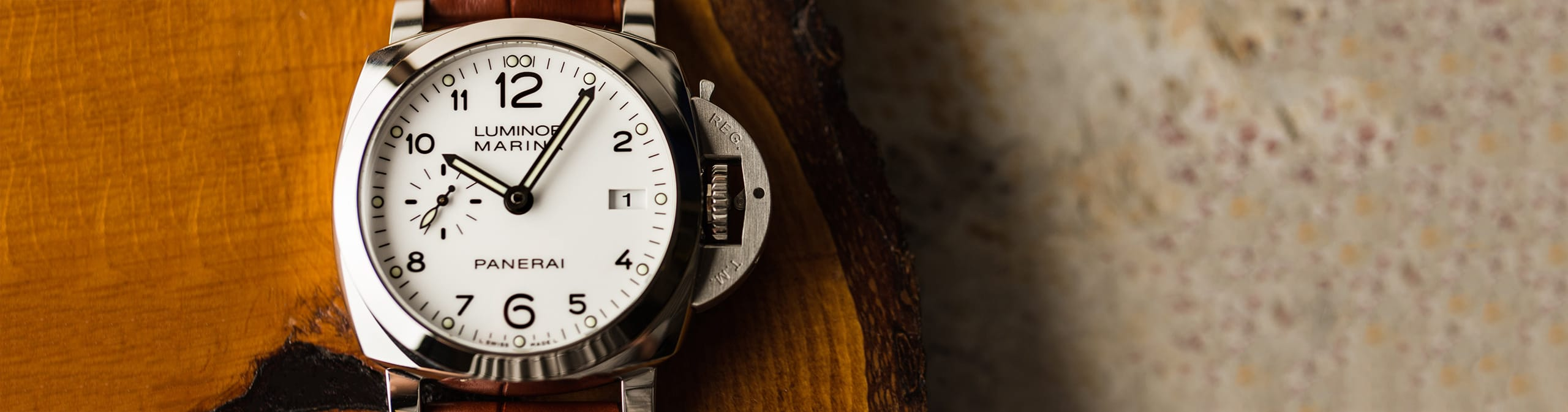 Win a Panerai Luminor PAM 523