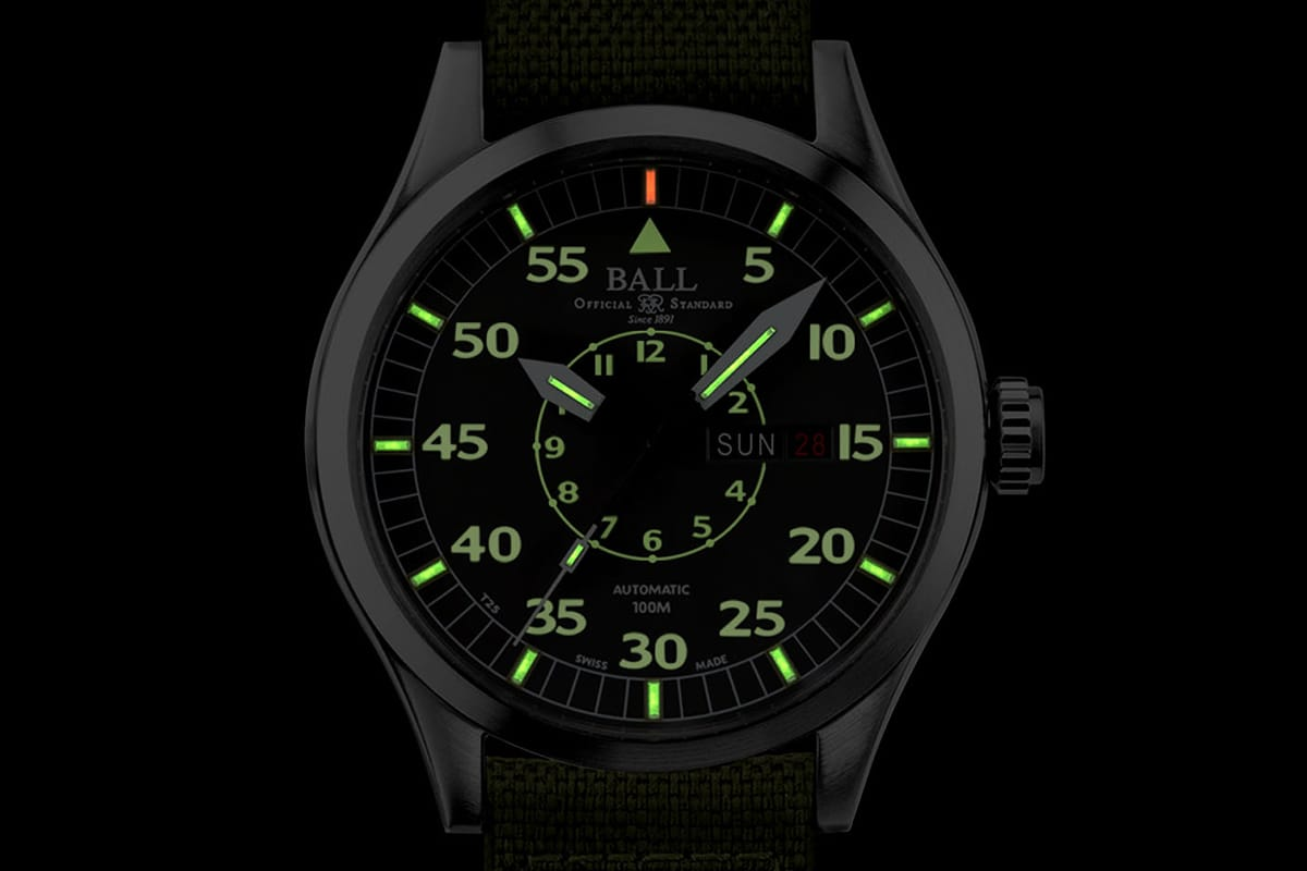 Engieer Master II Aviator from Ball Watches