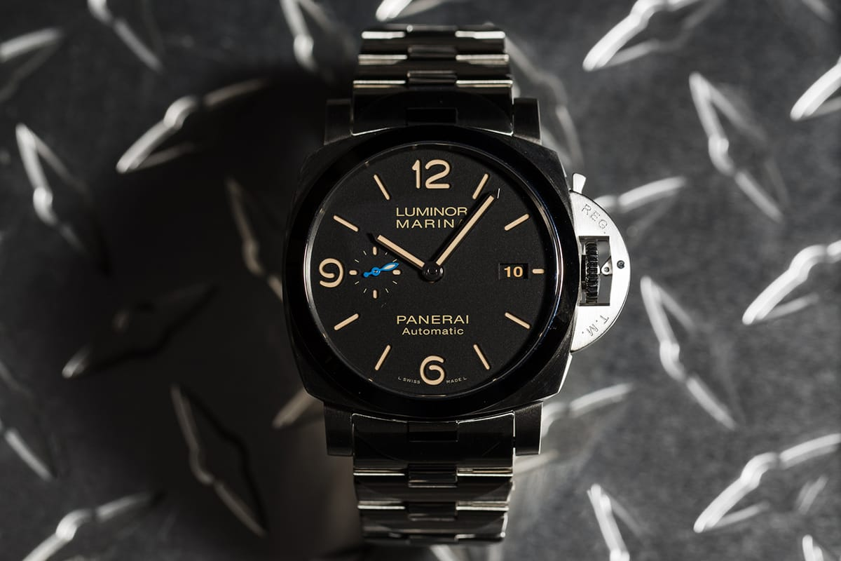 Panerai Luminor Tool Watch in 42mm