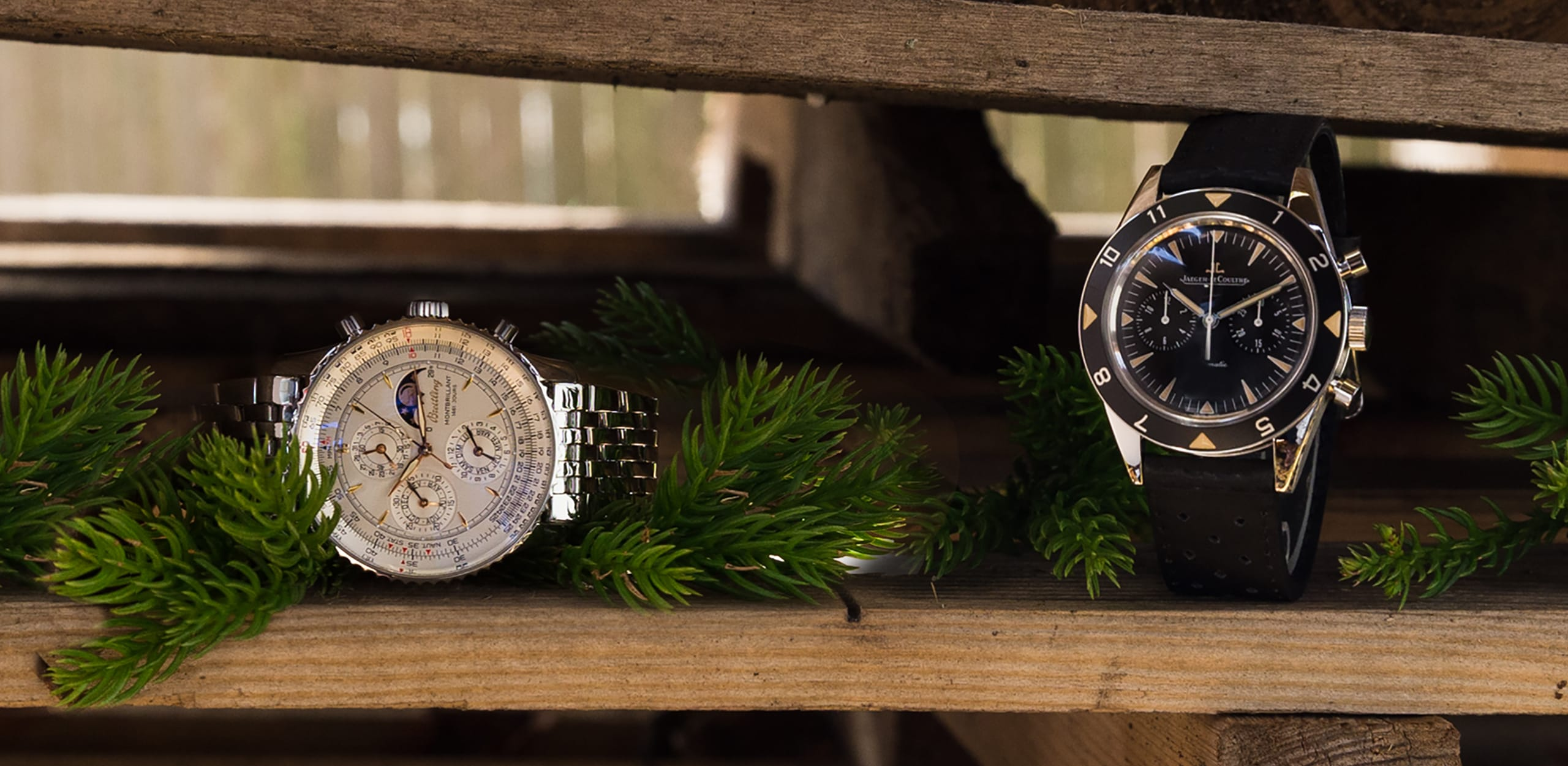 Gift Guide: Top Chronograph Watches