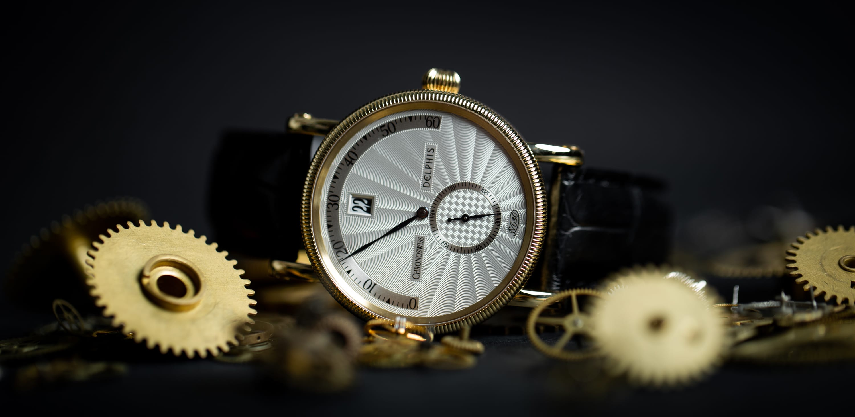 Gift Guide: Complicated Watches