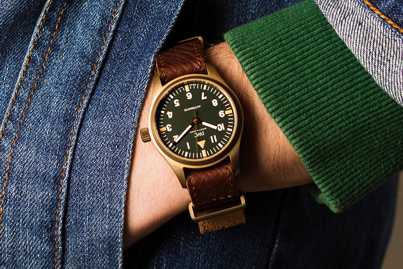 IWC Pilots Classic Limited Edition