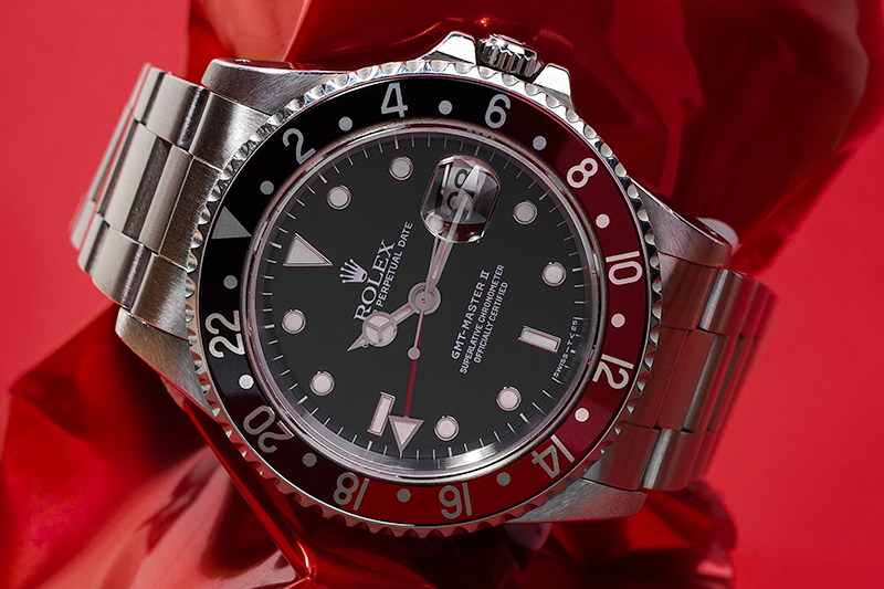 Rolex Coke 16760 Fat Lady